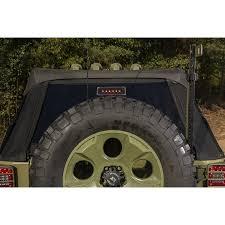 jeep wrangler third brake light rugged ridge 11585 05 high mount led 3rd brake light 07 17 jeep