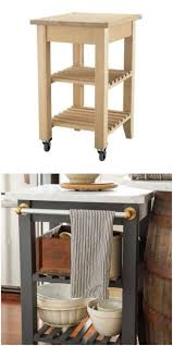 portable kitchen islands ikea the 25 coolest ikea hacks we ve seen portable kitchen