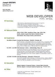 sle of a beginner s cv resume cv cover letter headache clever model resume 12 free resume sles for every career