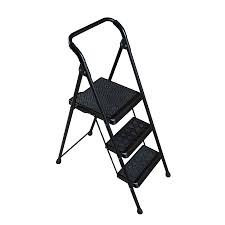 Library Step Stool Chair Combo Shop Step Stools At Lowes Com