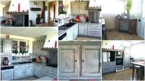 relooker cuisine rustique chene relooking de cuisine rustique relooker une cuisine rustique