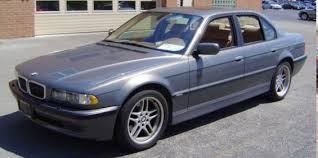 bmw used car values bmw 740 picture used car pricing financing and trade in value