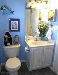 light blue bathroom decorating ideas faucet under the large