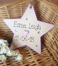 baby plaques baby decorative indoor signs plaques ebay