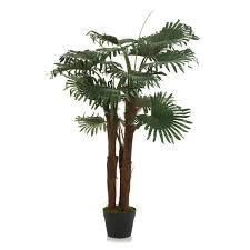 artificial palm tree 120cm at wilko