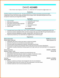 Sample Resume Of Sales Associate by 5 Retail Sales Associate Resume Budget Template Letter