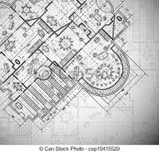 architectural plans vector illustration of architectural plan detailed architectural