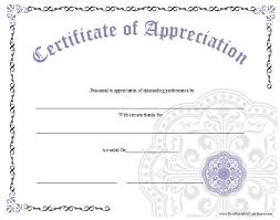 ffa certificate template best 25 certificate of appreciation ideas on