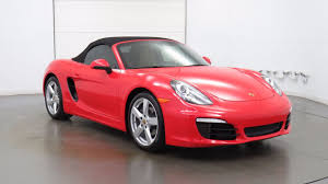 porsche boxster dealers 2015 used porsche boxster 2dr roadster at tempe honda serving