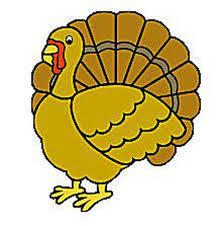 free turkey clip happy thanksgiving