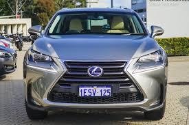 lexus nx australia price 2015 lexus nx select cars used cars perth