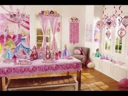 princess decorations ideas youtube