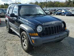 2006 black jeep liberty 1j4gl48k76w250760 2006 black jeep liberty on sale in ky