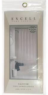 Glitter Shower Curtain Glitter Shower Curtain Wayfair