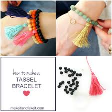 bracelet make images Tassel bracelet tutorial jpg
