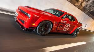 Dodge Challenger Wide Body - prior design widebody brings european flavor to the dodge