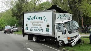 delivery truck driver dies after crash sag harbor 27east