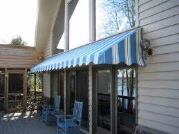 Awning Place Solar Screens Va Solar Screens Nc Custom Awnings Lake Gaston
