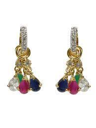 fancy jhumka earrings fancy jhumka earrings in sant kabir road rajkot manufacturer