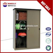 Outdoor Metal Storage Cabinet Balcony Waterproof Outdoor Storage Cabinets Buy Balcony Storage