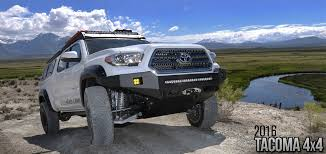 toyota tacoma 285 75r16 total chaos fabrication