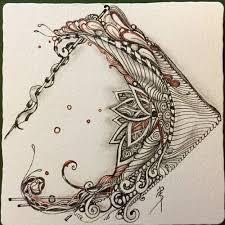 drawing inward arts exploring zentangle u2014 patti shaffner
