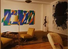 Paris Floor Lamp The Paris Apartment Of Gallery Owners Samia Saouma And Max Hetzler