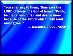 jeremiah 25 27