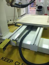 used cnc router table sold used thermwood c67 5 axis cnc router e340 cnc parts dept inc