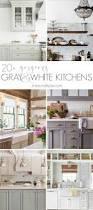 20 gorgeous gray and white kitchens marble countertops 20 gorgeous gray and white kitchens