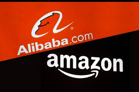 does black friday effect amazon last year by the numbers amazon vs alibaba infographic
