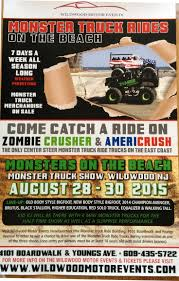 monster truck shows in nj the 86 best images about wildwood nj on pinterest beach