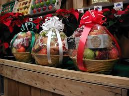 custom gift basket farm fresh produce gift baskets from belltown hill orchards in