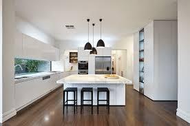 white modern kitchen ideas modern white kitchen black and decor 1 736x736 9 logischo