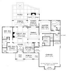 ranch style house plan 3 beds 2 00 baths 1729 sq ft plan 929 1024