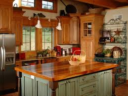 Kitchen Islands For Small Kitchens Ideas by Country Kitchen Ideas For Small Kitchens Exposed Brick Wall Two