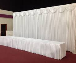 wedding backdrop for sale express free shipping 10ft x10ft white wedding backdrop curtain