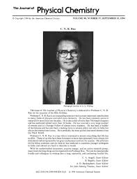 c n r rao festschrift pdf download available