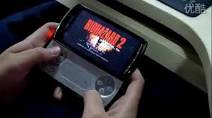 ps1 emulator android sony ericsson s xperia play seen running playstation emulator on