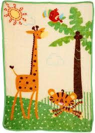 best but black friday amazon forest rainforest friends luxury plush baby blanket best 4 buy prices