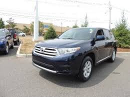 used car toyota highlander best 25 used toyota highlander ideas on used toyota