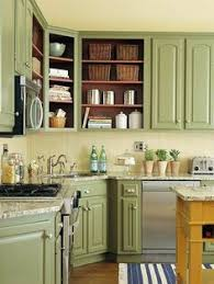 Ugly Kitchen Cabinets 7 Budget Ways To Make Your Rental Kitchen Look Expensive