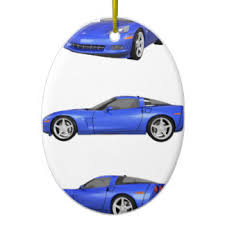 classic american car ornaments keepsake ornaments zazzle