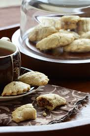 mini maple cinnamon walnut turnover cookies via faith gorsky