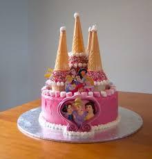 Halloween Castle Cakes by Disney Princess Castle Cake Cakecentral Com