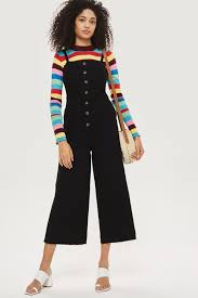 topshop jumpsuit moto horn button jumpsuit topshop usa