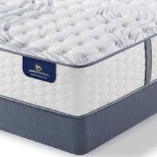 queen serta perfect sleeper regal suite ii double sided firm mattress