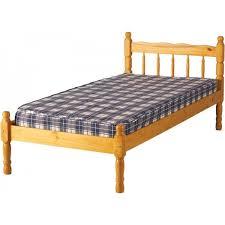 Santos Antique Pine Bed Frame Cheap Seconique Alton Antique Pine Bed Frame For Sale At Amazing
