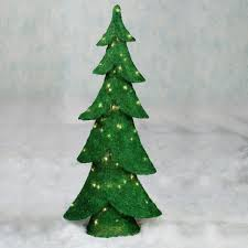 green spiral lighted tree interior outdoor potted christmas trees xmas tree light multi