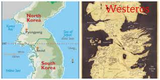 7 kingdoms map if peninsula is westeros seven kingdoms of of thrones